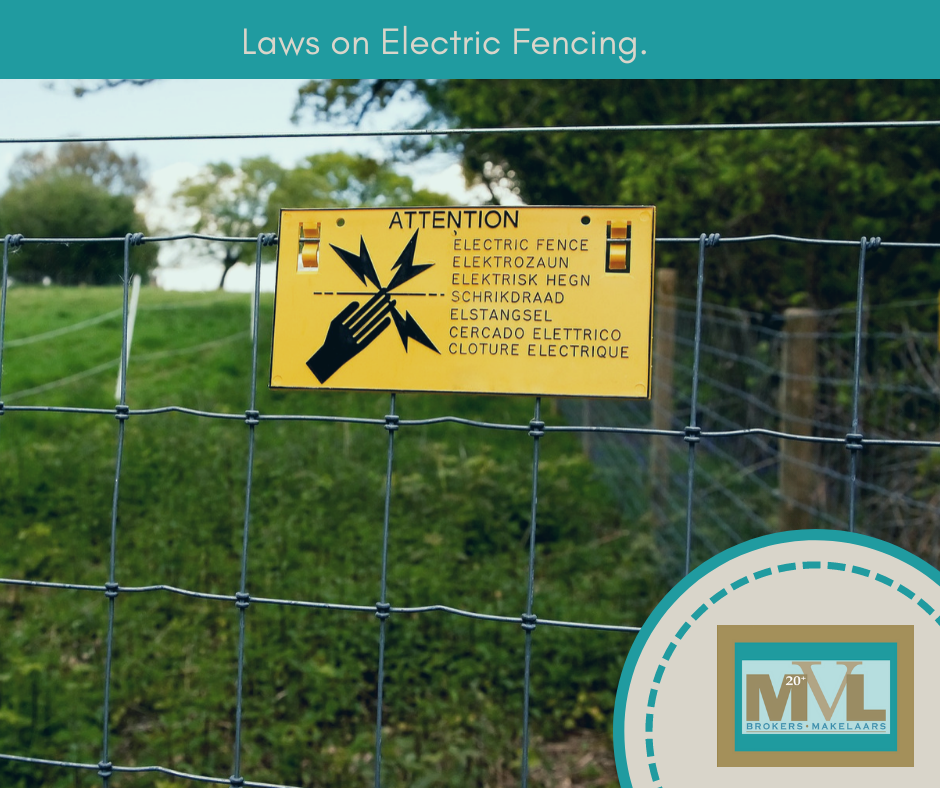 Laws on electric fencing